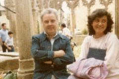 Agustín González Acilu, Teresa. Olite (Navarra), 1983.